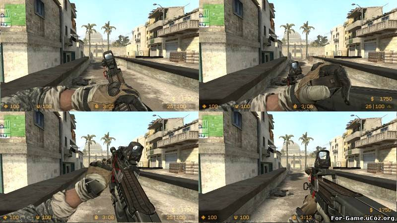 P90 из Call of Duty 6